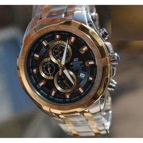 2931983c950d Pulsera Bañada En Oro Para Hombre Relojes - Relojes Pulsera ...