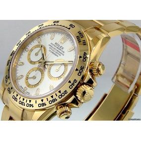 gold Rolex Blanca Reloj Esfera Cosmograph Daytona xrdQCtsh