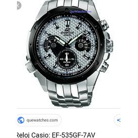 dc2c54a0803e Reloj Casio Edifice Ef 535 Chino Negro - Relojes Pulsera en Mercado Libre  Argentina
