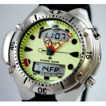 Citizen Promaster Aqualand Ii Jp1060-01w
