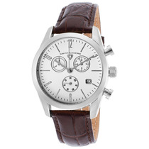 Reloj Swiss Legend Es Peninsula Chronograph Brown Genuine