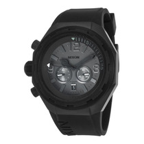 Reloj Nixon Nixon-a313-001 Es Steelcat Chrono Black