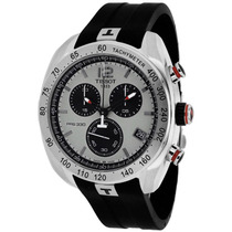 Reloj Luxury Tissot T0764171708700 Prs330 Black Rubber Grey