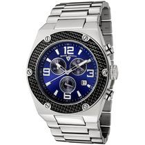 Reloj Swiss Legend 40025-33 Es Throttle Chrono Stainless