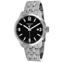 Reloj Luxury Tissot T0554101105700 Prc 200 Stainless Steel