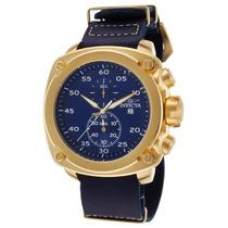 Reloj Invicta 20060syb Es Aviator Chrono Blue Genuine