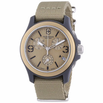 Reloj Victorinox Militar Cronómetro