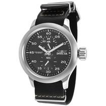 Reloj Invicta 19494 Es Russian Aviator Gmt Black Genuine