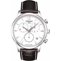 Reloj Tissot Tradition Mod T063.617.16.037.00 Nuevo Original