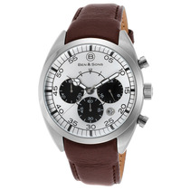 Reloj Ben & Sons Es Voyager Chronograph Brown Genuine