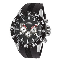 Reloj Invicta 20375syb Es Aviator Multi-function Black