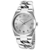 Reloj Michael Kors Mk3392 Es Channing Stainless Steel