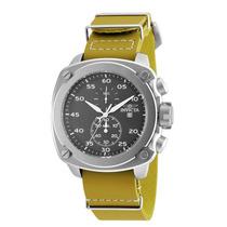 Reloj Invicta 19434 Es Aviator Chrono Yellow Genuine