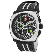 Reloj Luxury Luminox 1143 Tony Kanaan Chronograph Black