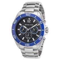 Reloj Michael Kors Mk8422 Es Winward Chrono Stainless Steel