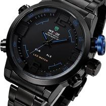 Exclusivo Reloj Militar Weide Sports Varios Colores