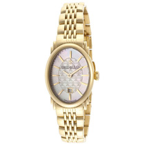 Reloj Dreyfuss & Co. Dlb00046-02 Es Gold-tone Stainless