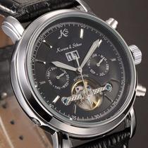 Reloj Kronen & Söhne Automático Aviator Ks003 Tourbillon