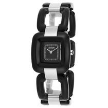 Reloj Nixon Es Sisi Black And Silver-tone Bracelet Black