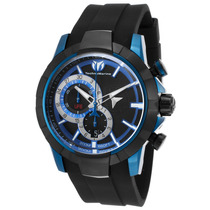 Reloj Luxury Technomarine Tm-614001 Uf6 Chronograph Black