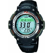 Reloj Casio Outgear, Sgw100-3v, Brújula, Termómetro