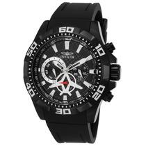Reloj Invicta 21741 Es Aviator Multi-function Black