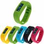 Brazalete Pulsera Inteligente Reloj Podometro Bluetooth