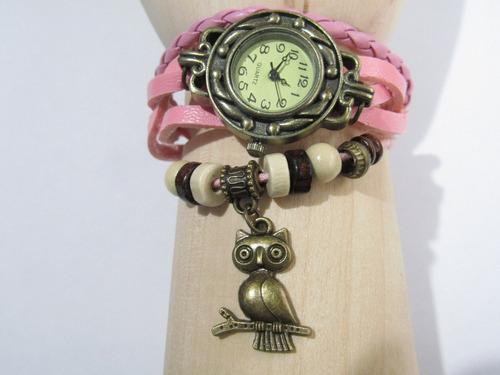 relojes pulsera vintage varios colores y modelos. la plata