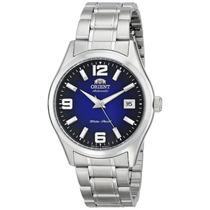 Reloj Orient Plateado Masculino