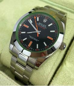 Rolex Relojes Escoge Automaticos En Colores Caja Milgauss 3 QdWCBoexr