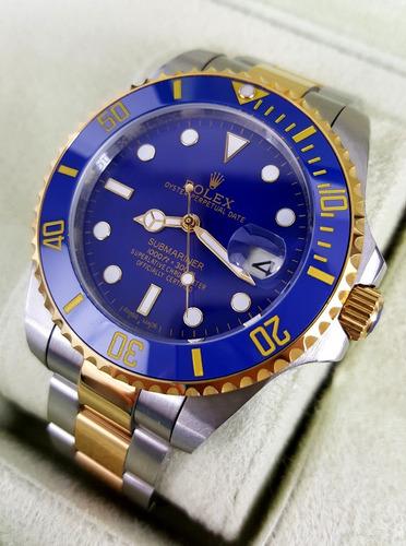 relojes rolex submariner varios modelos con doc. automaticos