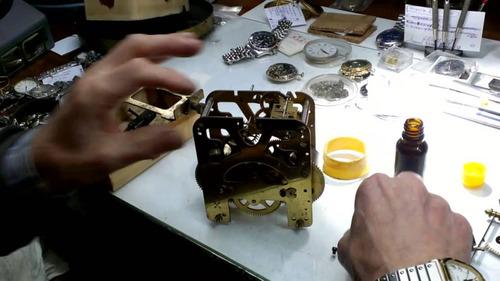 relojes* servicio de mantenimiento & reparación de relojes *