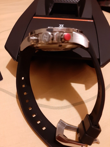 relojes suizos cristal de zafiro