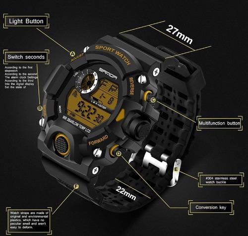 relojes tacticos militar, envio gratis relojes camping caza