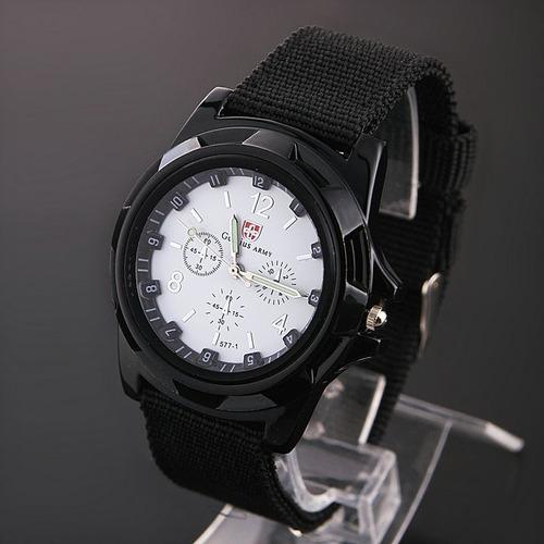 relojes tipo militar 4 diferentes modelos a escoger
