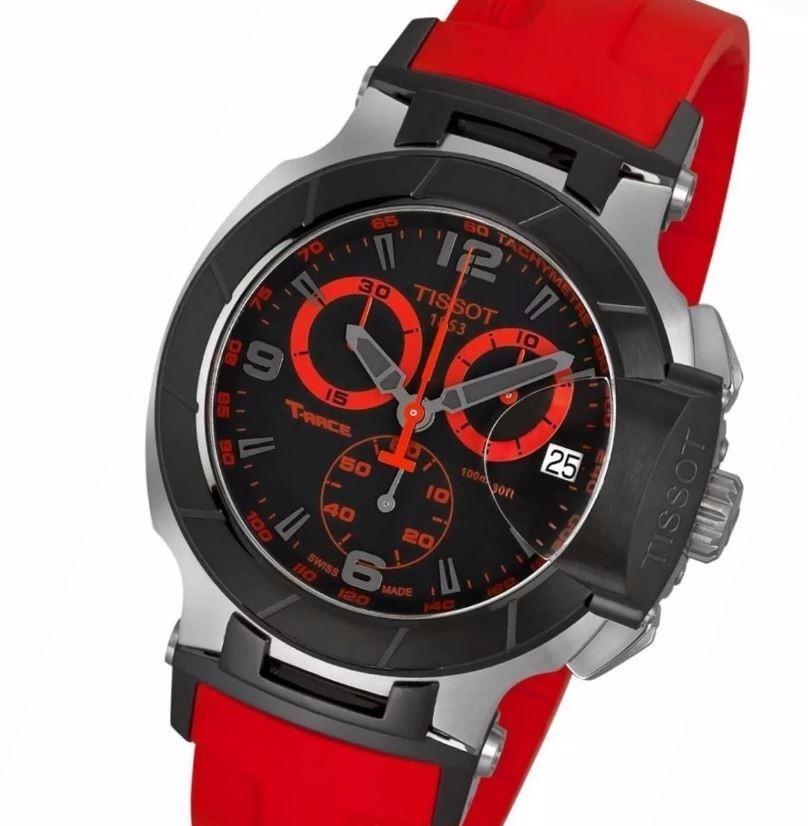 a640c349f1e8 Relojes Tissot T Race T048 1853 Precio Hombre Gtia Colombia -   390.000 en  Mercado Libre