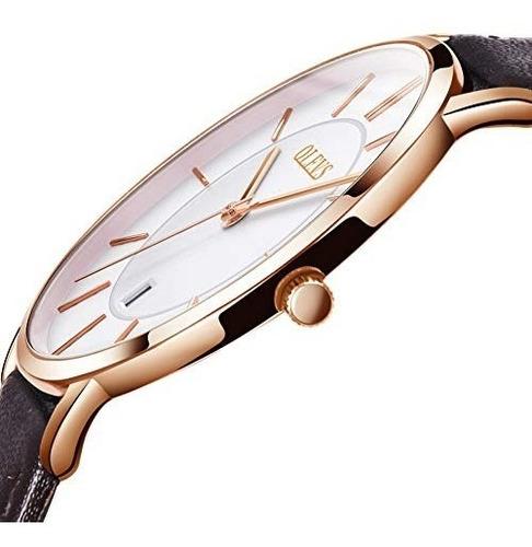 relojes ultra-delgadas para hombre, para hombre del reloj d