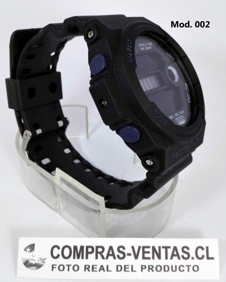 6c7559148217 Relojes Varias Marcas Originales Con Envío Gratis -   19.990 en ...