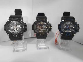 tienda de liquidación 960cb af0e8 Relojes Xinjia Deportivo Doble Hora