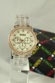 528ed952891c Reloj Mujer Correa Cambiable - Relojes Pulsera Femeninos Xoxo en ...