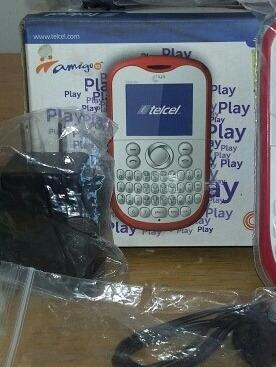 relojes y celular telcel