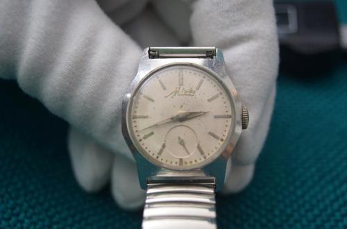 reloj...mido powerwin....6