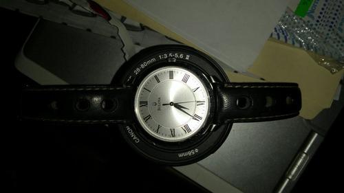 relojo bulova (resistente al agua)