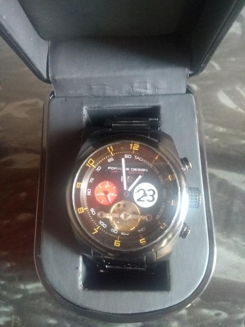 9096496044e relojo porshe design limited edition p6612. Carregando zoom.