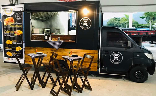 rely pick up food truck completo