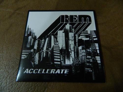 r.e.m - accelerate cd