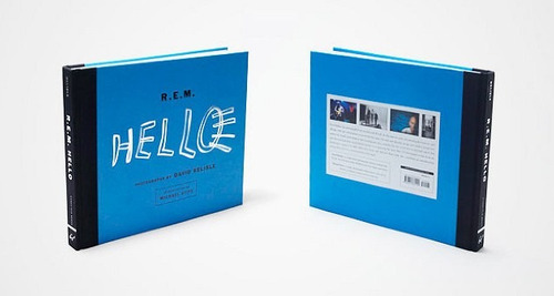 r.e.m. - libro hello photos david belisle nuevo imperdible!!