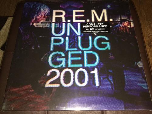 r.e.m  -  mtv unplugged 2001