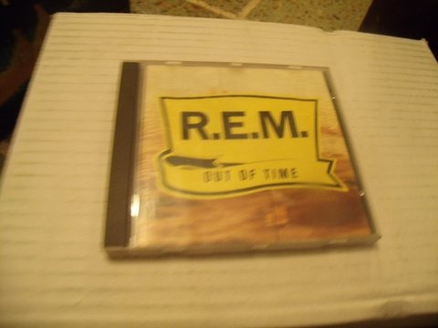 rem , out of time  germany
