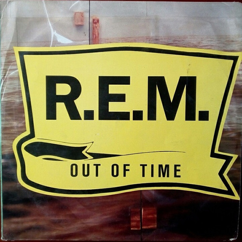 rem - out of time - lp